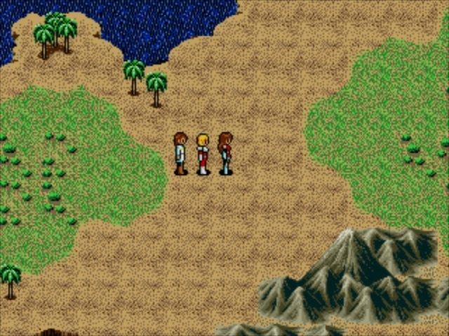 梦幻之星IV:千年的终结截图第4张