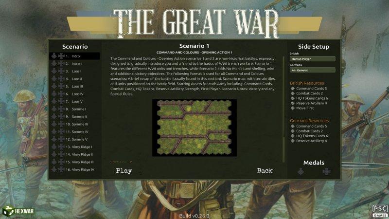 命令与色彩:伟大的战争截图第2张