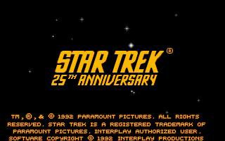 星际迷航:25周年纪念截图第1张