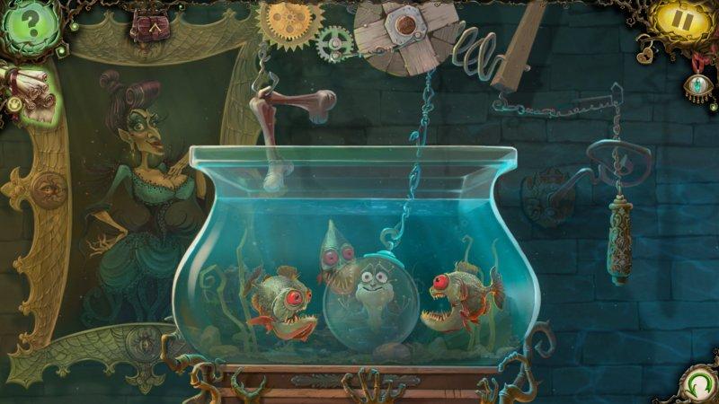 女巫的恶作剧:青蛙的财富收藏版截图第3张