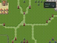 深红剑传奇:战术截图