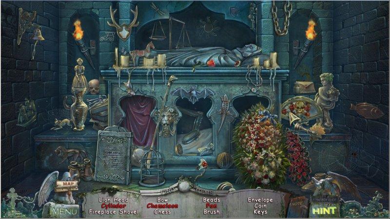 救赎墓园4:失落的救世主截图第3张