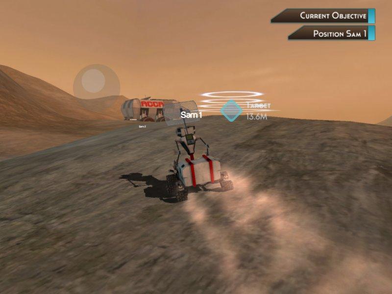 宇航员救援 - 与NASA合作开发截图第3张