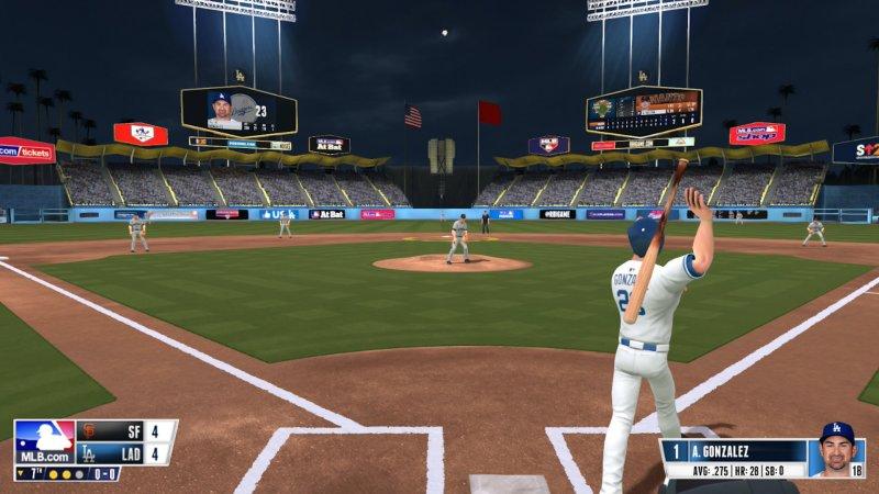 R.B.I.棒球16截图第2张