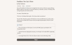 死亡:城市的渴望截图