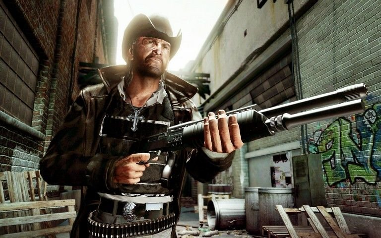 狂野西部:毒枭截图第1张