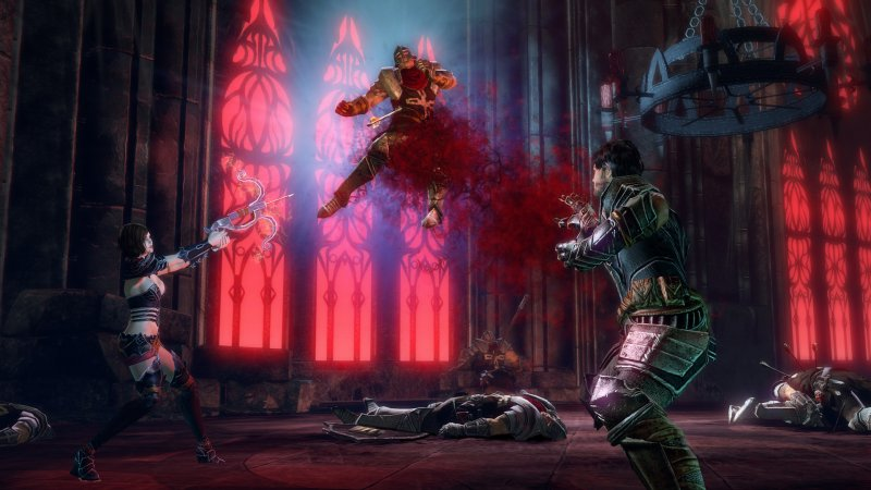 嗜血骑士截图第1张