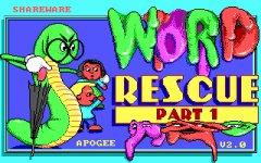 Word Rescue截图