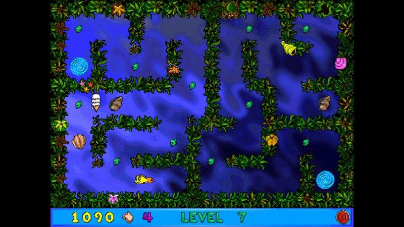 弗莱迪小鱼和卢瑟的迷宫的疯狂截图第2张