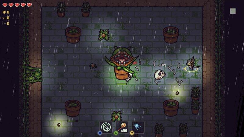 巫师的蜥蜴灵魂小偷截图第2张