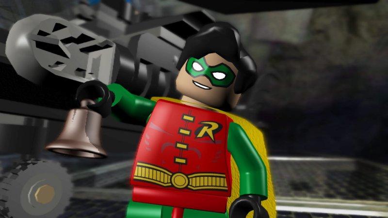 乐高蝙蝠侠截图第2张