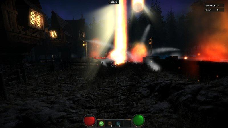 炼狱:诅咒之战截图第3张