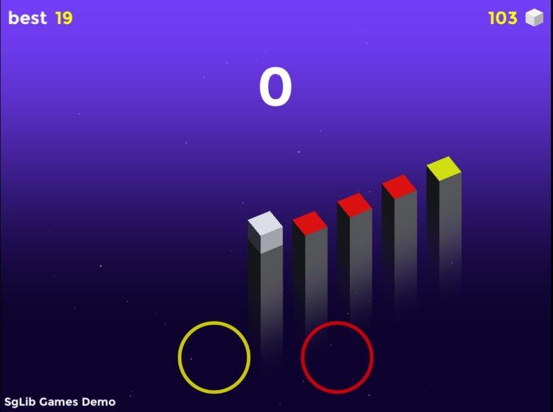 红色和黄色截图第1张
