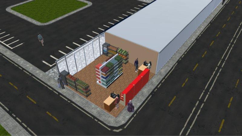超市大亨截图第1张