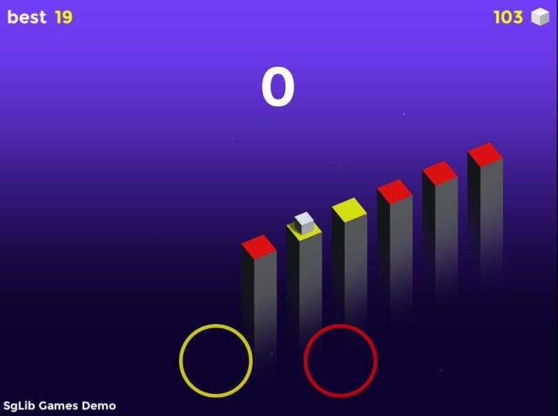 红色和黄色截图第4张
