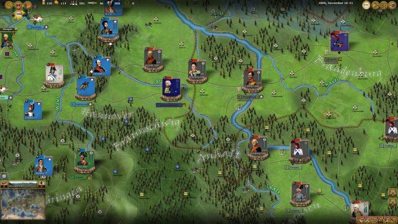 拿破仑战争截图第1张
