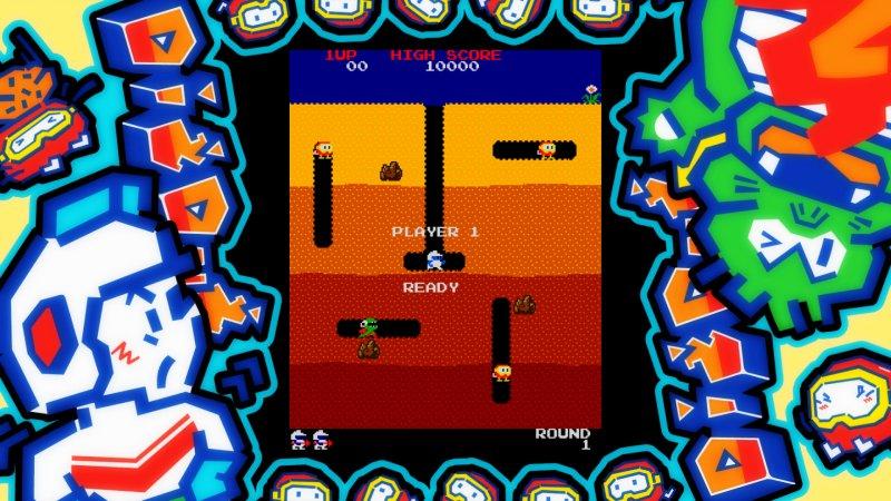 街机游戏系列:挖挖截图第3张