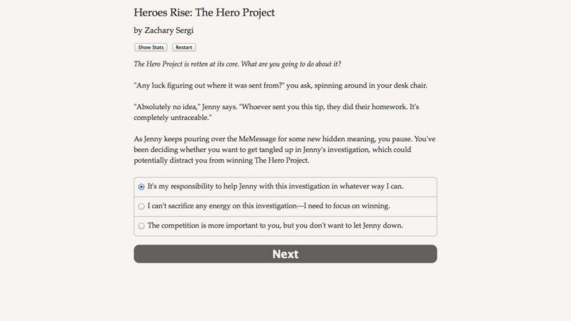 英雄崛起:英雄计划截图第4张