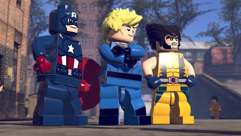 乐高 漫威超级英雄截图第3张