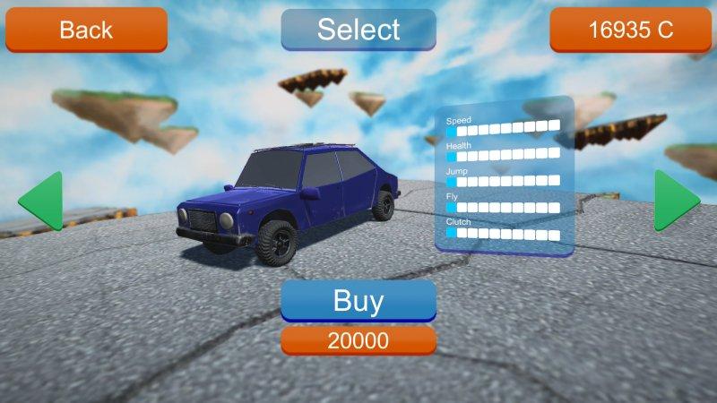疯狂赛车3D截图第3张
