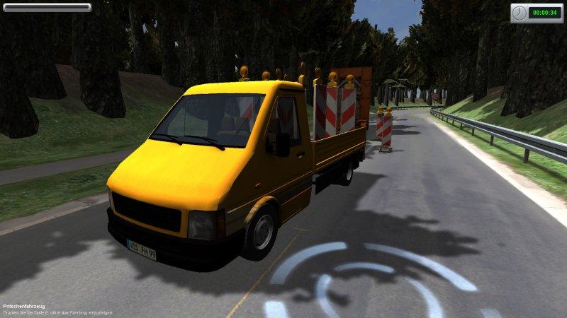 道路工程 - 模拟截图第1张
