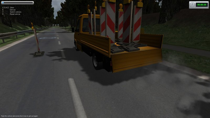 道路工程 - 模拟截图第2张