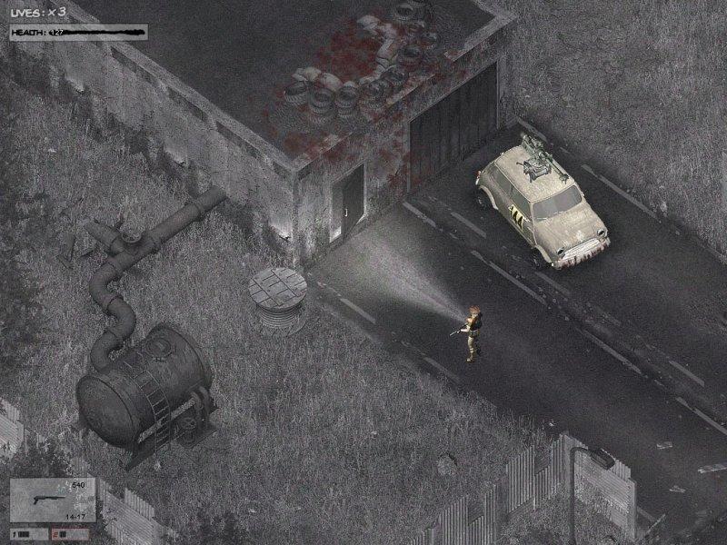 僵尸枪手2截图第3张