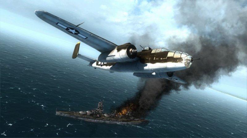 空中冲突:太平洋航母截图第4张