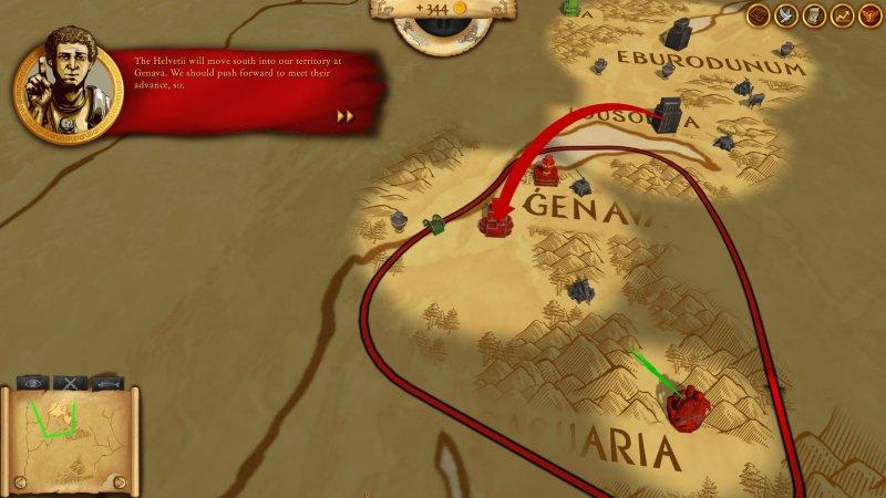 罗马霸权:凯撒崛起截图第2张
