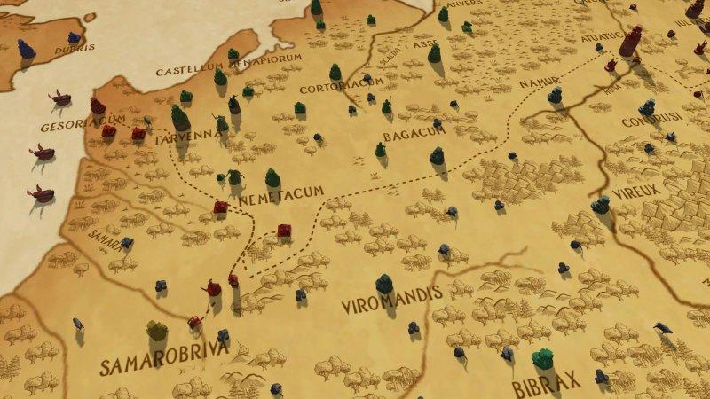 罗马霸权:凯撒崛起截图第11张