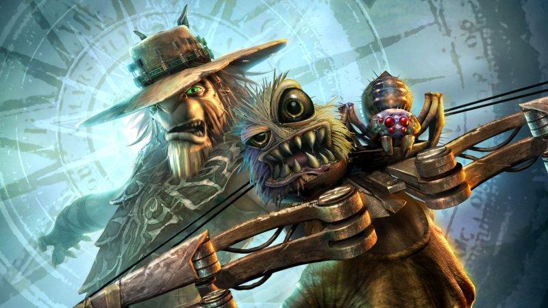 奇异世界:怪客的愤怒截图第1张