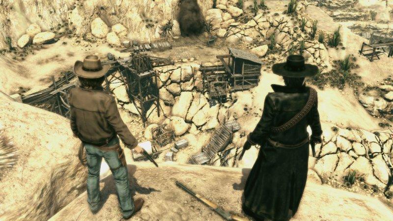 狂野西部:枪手截图第3张