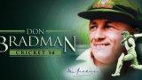 唐纳德布莱德曼板球14