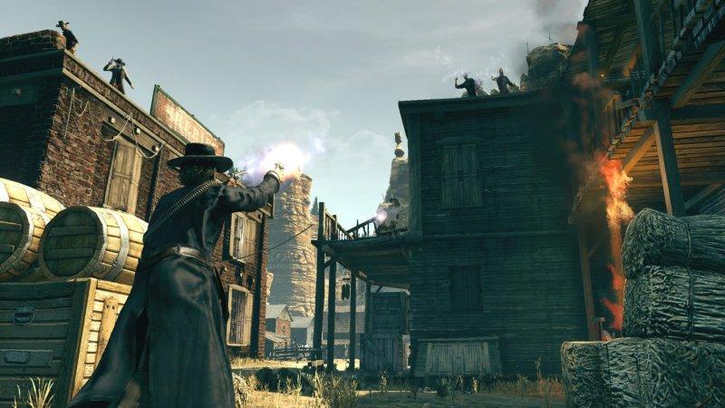 狂野西部:枪手截图第1张