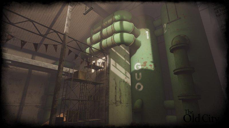 鬼影旧城:利维坦截图第4张