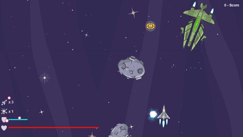 银河战斗截图第4张