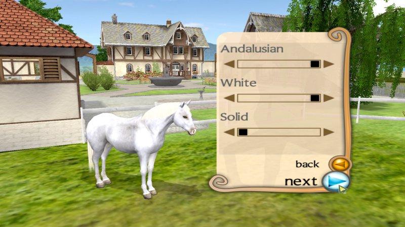 我的马厩:与马匹的生活截图第1张