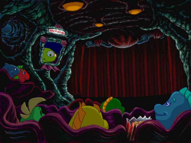 弗雷迪鱼2:闹鬼校舍的案例截图第3张