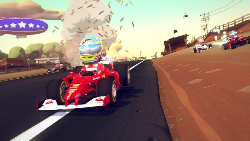 F1 RACE STARS™截图第3张