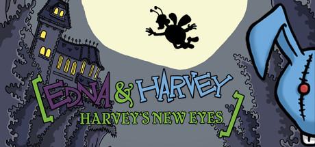 埃德娜和哈维:哈维的新眼睛
