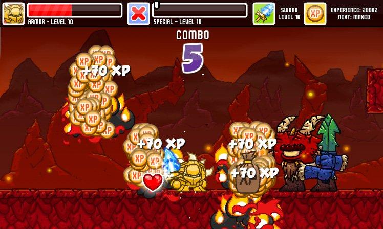 超级赤壁骑士无敌版截图第2张