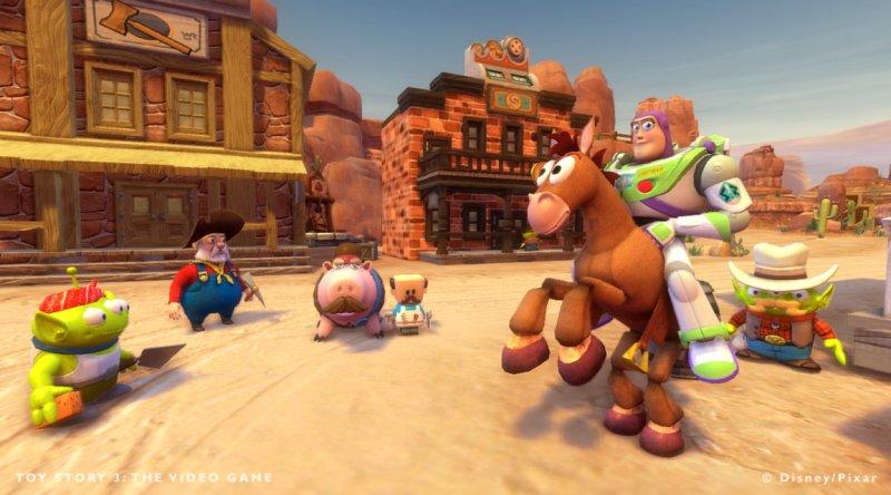 迪斯尼•皮克斯玩具总动员3:电子游戏截图第4张