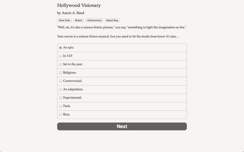 Hollywood Visionary截图第1张