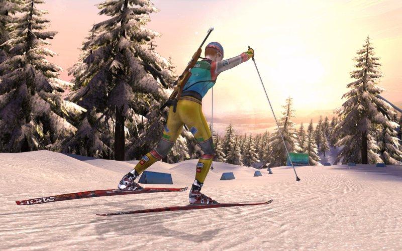 冬季体育运动三部曲超级合集截图第1张
