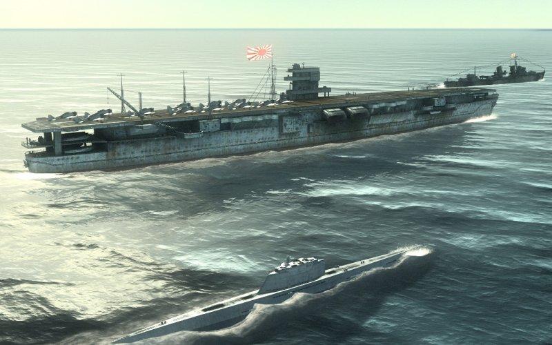潜航®:太平洋之狼截图第2张