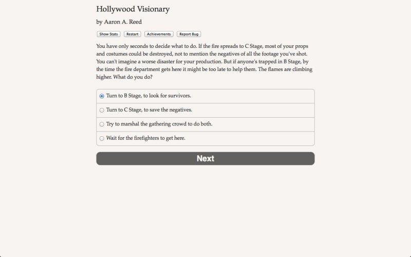 Hollywood Visionary截图第5张