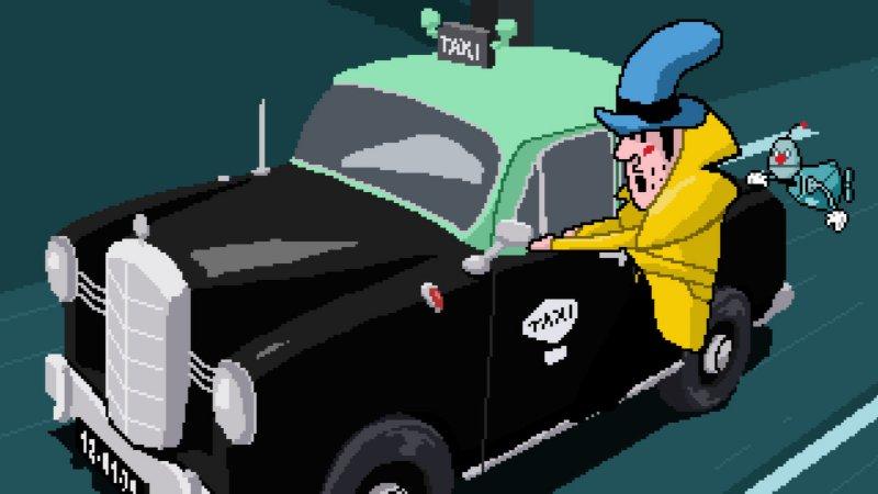 侦探案和小丑机器人:里斯本酒店谋杀案截图第2张