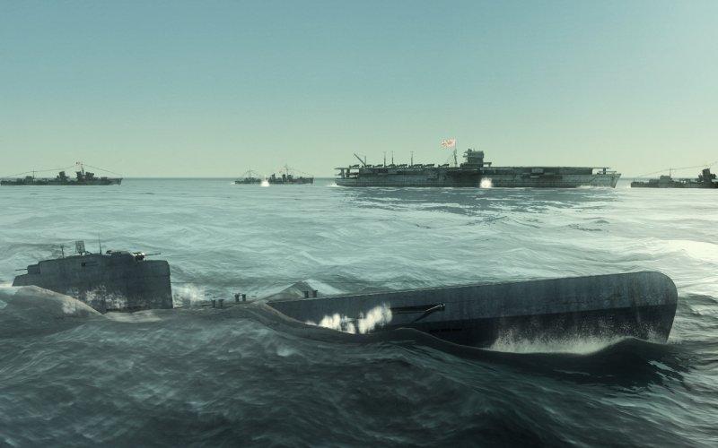潜航®:太平洋之狼截图第1张