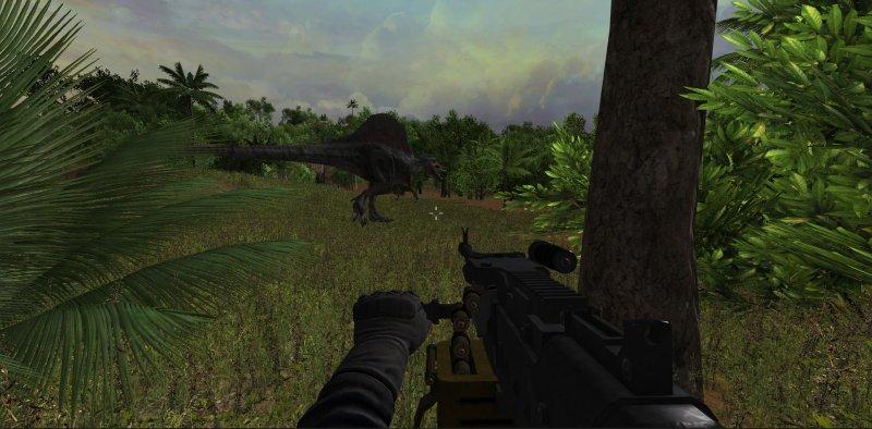 猎杀恐龙:非洲合约截图第2张