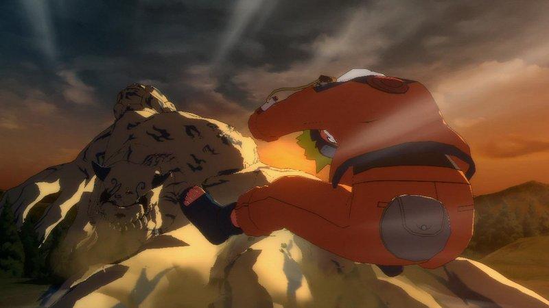 NARUTO:终极忍者风暴截图第3张